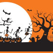 Halloween Fun Run @ Castle Eden image