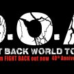 D.O.A. - Fight Back World Tour image