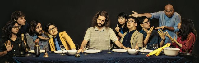 The Company Players: 'THE DINNER PARTY: BACK FOR 2NDS'