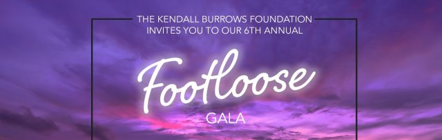 """6th Annual Footloose: """"Because She Just Wanted to Dance"""" Gala"""