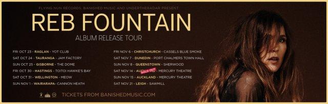Reb Fountain - album release tour