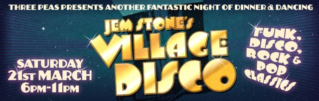 Jem Stone's Village Disco