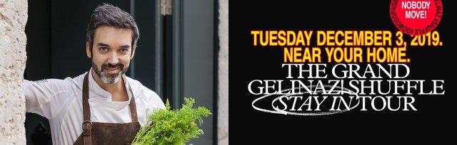 Henrique Sá Pessoa (Alma) — THE GRAND GELINAZ! SHUFFLE STAY IN TOUR