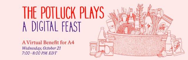 The Potluck Plays: A Digital Feast
