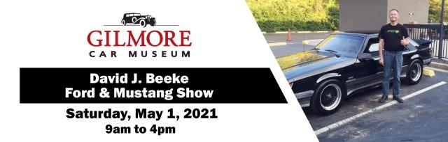 David J. Beeke Mustang & Ford Show