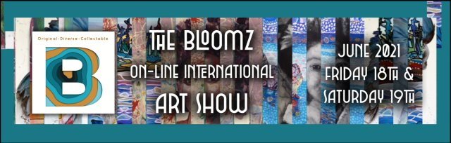 The Bloomz Arthouse – International Art Show June 2021
