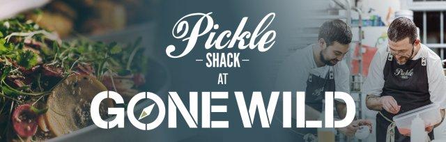 Pickle Shack Pop Up at Gone Wild Festival