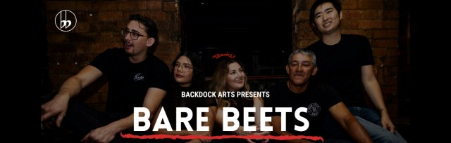 BARE BEETS - and Friends With Blue, Lighthouse Mouse & Allora