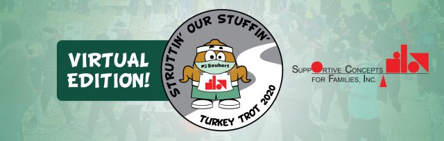 2020 Seubert Struttin' Our Stuffin' Turkey Trot