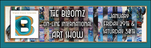 The Bloomz Arthouse – January International Art Show