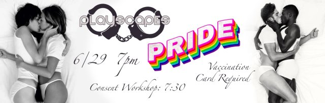 Playscapes Pride! Mix and Mingle