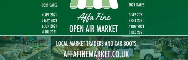 AFFA Fine Open Air Market (Milton of Crathes)