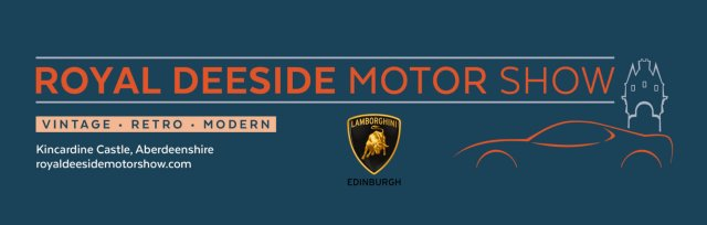 Royal Deeside Motor Show 2021