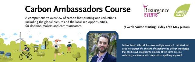 Carbon Ambassadors Course concession