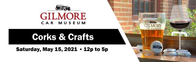 Corks & Crafts Tasting Event