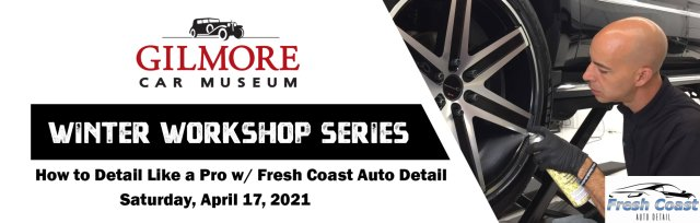 Winter Workshop Series: How to Detail and Polish Like a Pro - Fresh Coast Auto Detail
