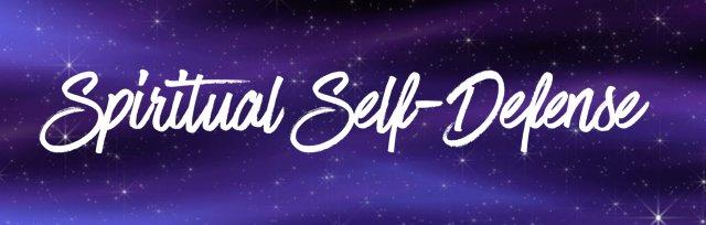 Healing the Healers: Spiritual Self-Defense