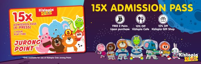 PURCHASE YOUR 15X ADMISSION PASS HERE