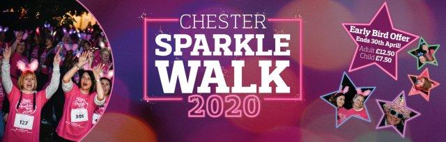 Chester Sparkle Walk 2020