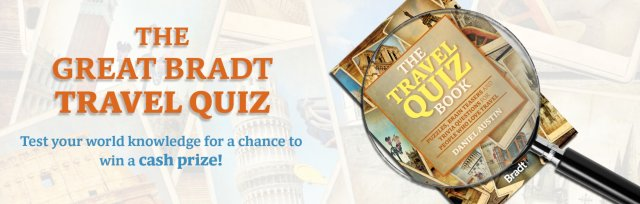 The Great Bradt Travel Quiz