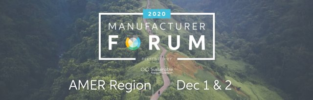 Virtual Higg Index Manufacturer Forum - AMER