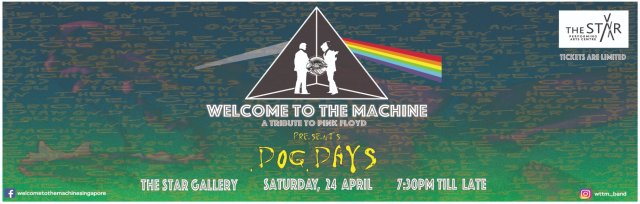 Welcome To The Machine   A Tribute To Pink Floyd Presents: Dog Days