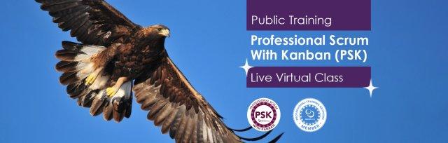 Professional Scrum With Kanban (PSK)