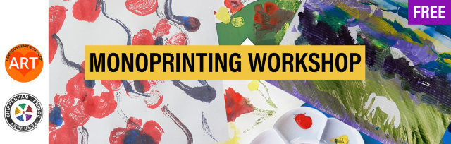 Monoprinting Workshop
