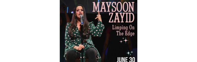 Maysoon Zayid: Limping on the Edge