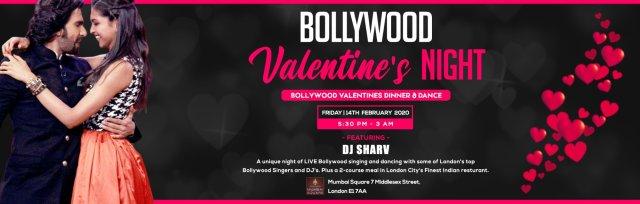 Bollywood Valentine's Night
