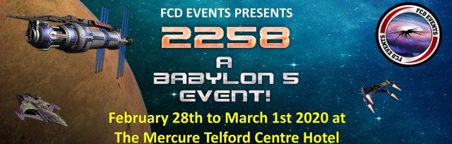 2258: A Babylon 5 Fan Event