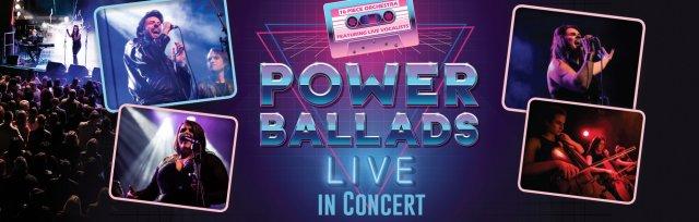 Power Ballads Live! At DriveINSIDE Theatre