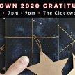 Paint Your Own 2020 Gratitude Journal - Zen Wednesdays image