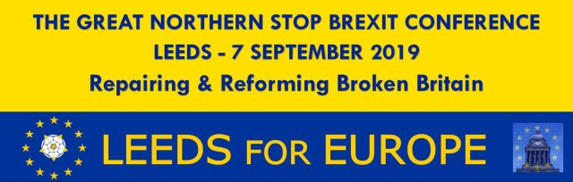 The Great Northern Stop Brexit Conference #2