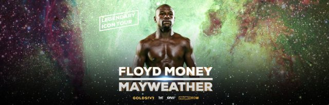 """An Afternoon with Floyd """"Money"""" Mayweather (Magna, South Yorkshire)"""