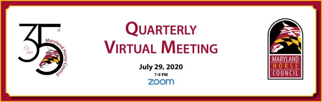 MHC Virtual Quarterly Meeting