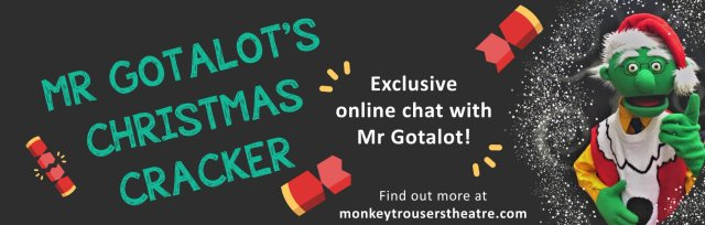 Mr Gotalot's Christmas Cracker