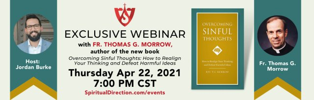 Free Webinar - Overcoming Sinful Thoughts
