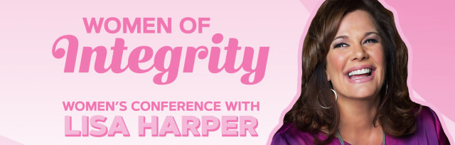 WOI Women's Conference with Lisa Harper