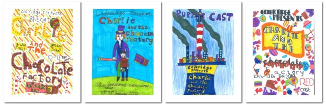Coleridge Primary School  - Charlie & the Chocolate Factory - 2019 - DVD and downloads