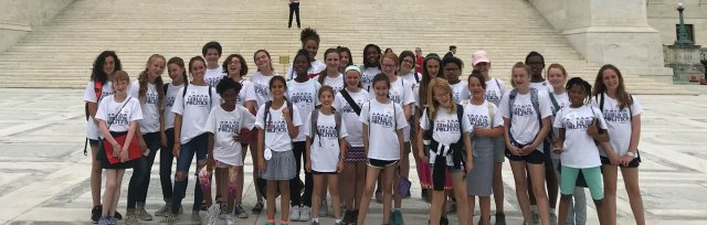 Camp Congress for Girls DC Summer 2021