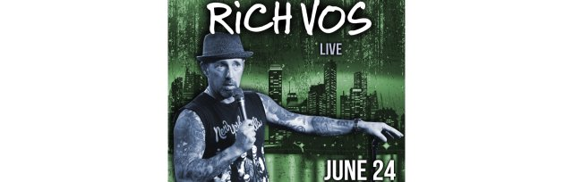 Rich Vos: Live Stand-up Comedy