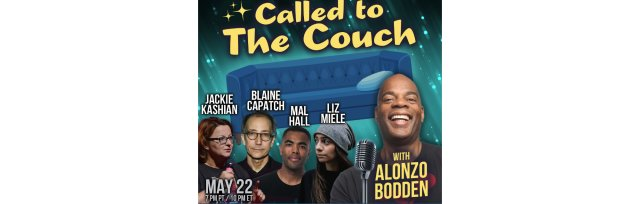 Called to the Couch with Alonzo Bodden!