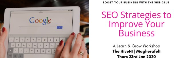 SEO Strategies to Improve Your Business