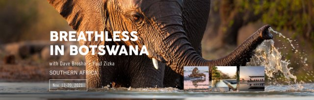BREATHLESS IN BOTSWANA