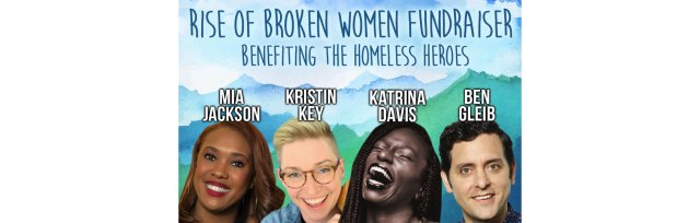 Rise of Broken Women Fundraiser