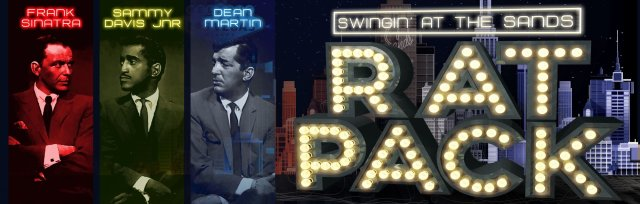 Afternoon Tea with The Rat Pack at The Monastery 1pm Show