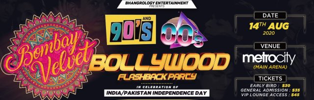 '90s & '00s Bollywood Flashback Party