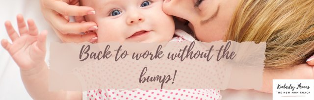 Back to work without a bump! Group course