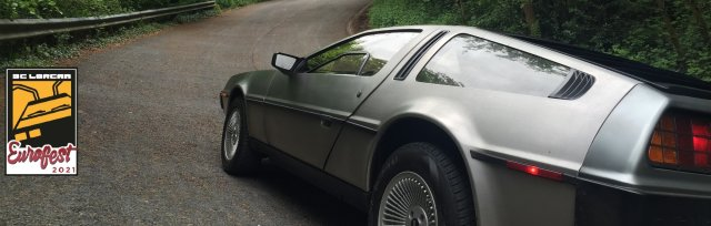 Eurofest Delorean 2021